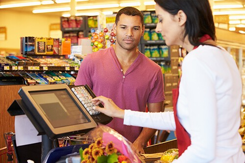 Reatils pos software Grocery