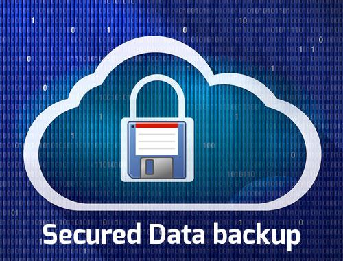 Secured Data Backup Solution