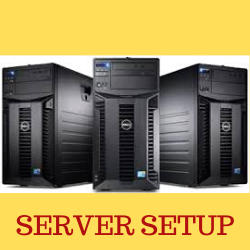 Server Setup Image