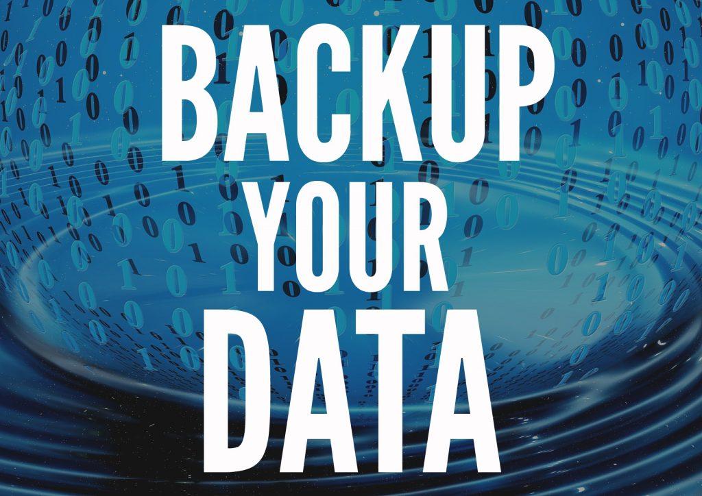 Data Backup Image